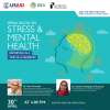 Stress and mental health during reporting of a pandemic