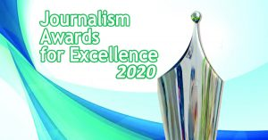 Applications and brochures of the Journalism Awards for Excellence 2020